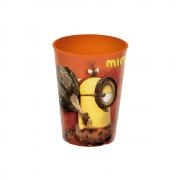 (AA)COPO DEC MINIONS CAVERNA 320ML (6402)-01UN