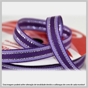FITA DEC. BS 1274/09/02 ROXO/LILAS - SA -10MT