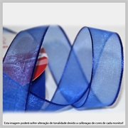 FITA ORGANZA 9030/1654 AZUL ROYAL (09-16-22-36MM)