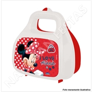 (AD) PORTA MIX COM ALÇA MINNIE RED (6313) - 01UN